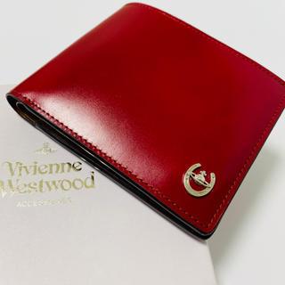 Vivienne Westwood - VivienneWestwood ヴィヴィアンウエストウッド 二つ折り財布新品