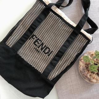 FENDI - FENDI✨保存袋 あみバッグ付き