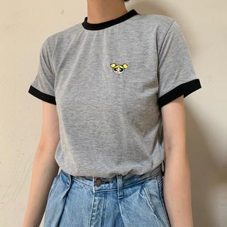 SPINNS - パワーパフガールズ Tシャツ