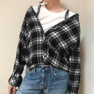ザラ(ZARA)の3wayシャツ(シャツ/ブラウス(長袖/七分))