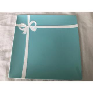 Tiffany & Co. - 未使用品 ティファニー ブルーボックスプレート