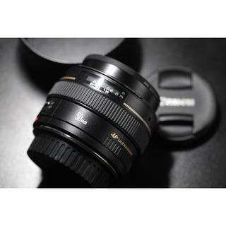 Canon - 美品 キャノン Canon EF 50㎜ F1.4mm USM 単焦点レンズ