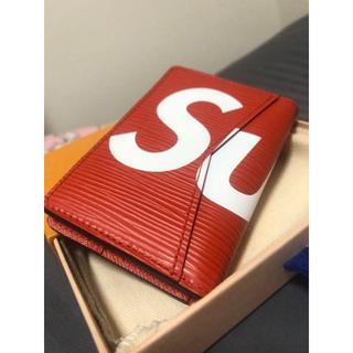 Supreme - シュプリーム & ルイヴィトン カードケース