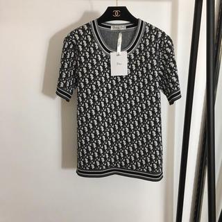 Christian Dior - DIOR 半袖ニット 未使用
