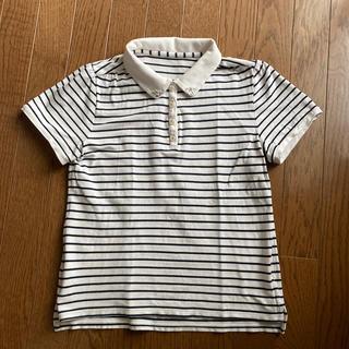 エニィスィス(anySiS)のanysis ポロシャツ(シャツ/ブラウス(半袖/袖なし))