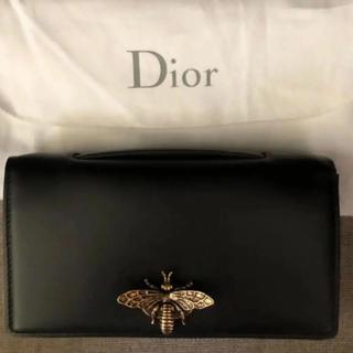 クリスチャンディオール(Christian Dior)の最終お値下げ 美品 ディオール ポシェット ハンドポーチ 蜂 ハチ ビー BEE(ハンドバッグ)