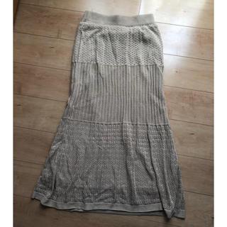 しまむら - ニットスカート