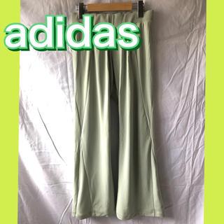 アディダス(adidas)の新品タグ付き adidas レディース カジュアルパンツ(ヨガ)