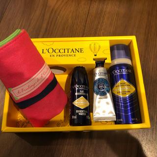 L'OCCITANE - 新品⭐️ロクシタン  トライアルセット イモーテル