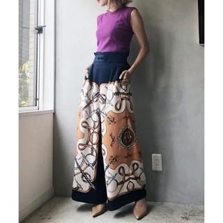 Ameri VINTAGE - 新品タグ付き アメリヴィンテージ スカーフパンツ