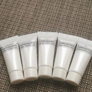 コスメデコルテ(COSME DECORTE)のコスメデコルテセルジェニーフェイシャルウォッシュホワイト(洗顔料)8g X 5本(洗顔料)