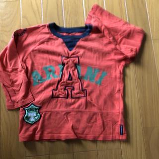 アルマーニ ジュニア(ARMANI JUNIOR)のアルマーニジュニア ARMANIJUNIOR キッズ100(Tシャツ/カットソー)