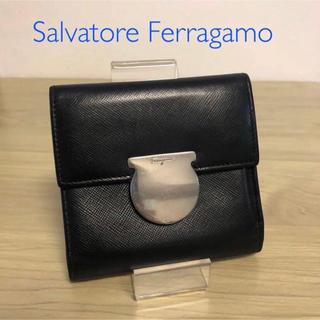 Salvatore Ferragamo - ☆即購入大歓迎☆ サルヴァトーレフェラガモ 折りたたみ財布