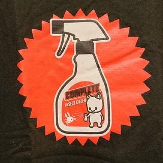 キューン(CUNE)のメンズ キューン 防虫剤 Tシャツ Sサイズ ブラック CUNE(Tシャツ/カットソー(半袖/袖なし))