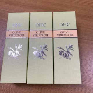 ディーエイチシー(DHC)のDHC オリーブバージンオイル 3本セット(フェイスオイル/バーム)