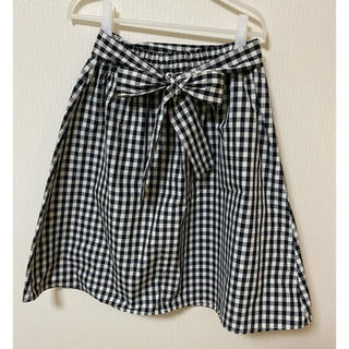 クチュールブローチ(Couture Brooch)の✨週末セール✨クチュールブローチ チェックスカート(ひざ丈スカート)