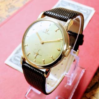 オメガ(OMEGA)の#654【これぞアンティーク】オメガ 動作良好 メンズ 腕時計 ヴィンテージ (腕時計(アナログ))