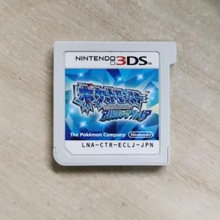 ニンテンドー3DS - ポケットモンスター アルファサファイア 3DS ソフトのみ