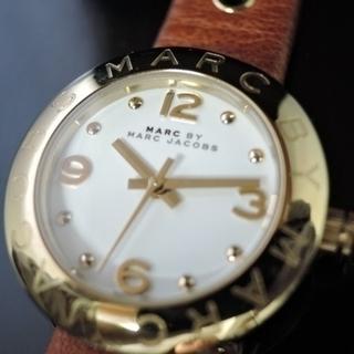 マークバイマークジェイコブス(MARC BY MARC JACOBS)の★極美品★ MARC BY MARC JACOBS レディース 腕時計(腕時計)