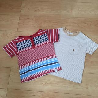 ベビーギャップ(babyGAP)のTシャツ2枚セット【babyGAP】サイズ90、12〜18M(Tシャツ/カットソー)