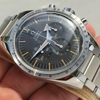 オメガ(OMEGA)のオメガ  Omega スピードマスター トリロジー限定 極美品 クロノグラフ(腕時計(アナログ))