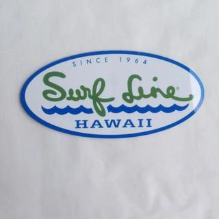ロンハーマン(Ron Herman)のsurf line Hawaii jams ステッカー シール(シール)