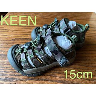 KEEN - KEEN  キーン サンダル 15cm