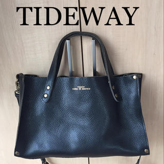 PORTER - TIDEWAY タイドウェイ  2way レザートートバッグ