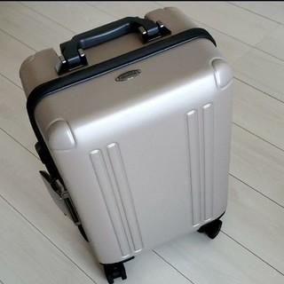 ゼロハリバートン(ZERO HALLIBURTON)のキャリーケース 旅行 機内 ゼロハリ(トラベルバッグ/スーツケース)
