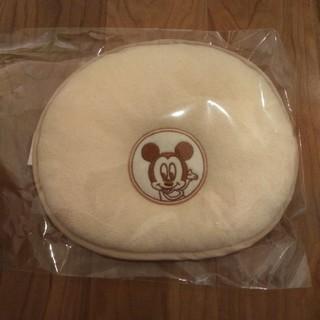 ニシマツヤ(西松屋)のベビー枕◆ミッキー(枕)
