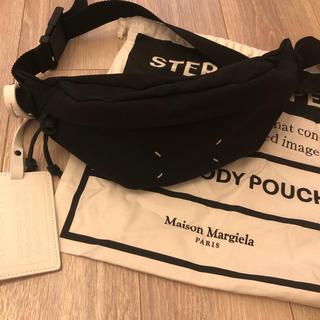 マルタンマルジェラ(Maison Martin Margiela)のマルジェラ ボディバッグ 2020ss(ボディーバッグ)