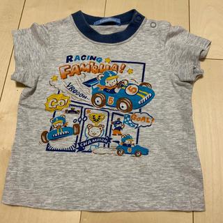 familiar - ファミリア Tシャツ 80