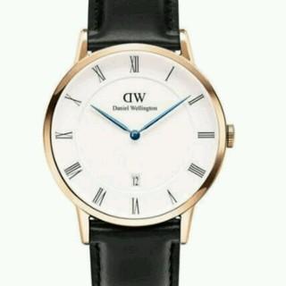 ダニエルウェリントン(Daniel Wellington)のDanielWellington腕時計黒(腕時計(デジタル))