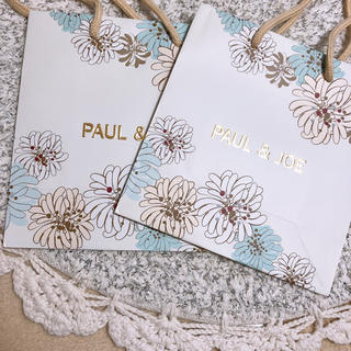 ポールアンドジョー(PAUL & JOE)のポールアンドジョー ショップ袋(ショップ袋)
