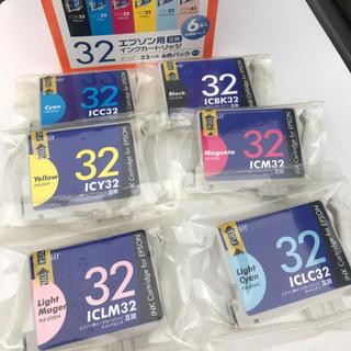 エプソン(EPSON)のIC6CL32  6色セット(PC周辺機器)