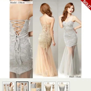 dazzy store - キャバ ロングドレス