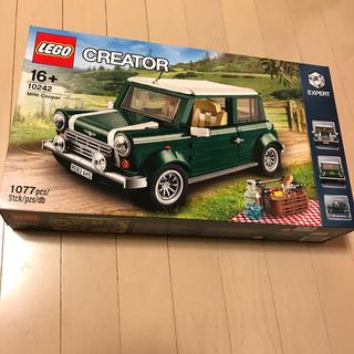 LEGO  10242  ミニクーパー