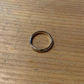 マルタンマルジェラ(Maison Martin Margiela)のmaison margiela リング ブラス(リング(指輪))