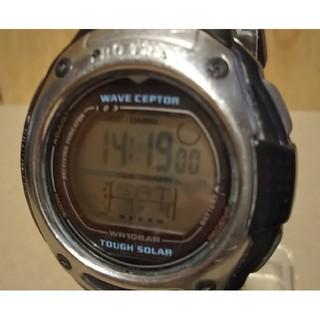 ジーショック(G-SHOCK)のバンド切れ CASIO PROTREK タフソーラー 電波 PRW-200J(腕時計(デジタル))