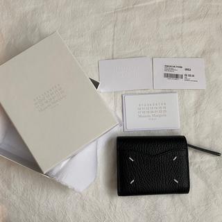 マルタンマルジェラ(Maison Martin Margiela)のMaison Margiela 財布 メゾン マルジェラ  三つ折り財布(財布)
