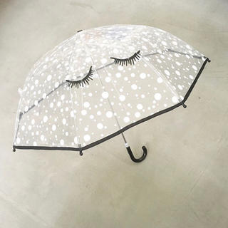 Bonpoint - 新品未使用‼️blooming ville ドットキッズ傘 雨傘