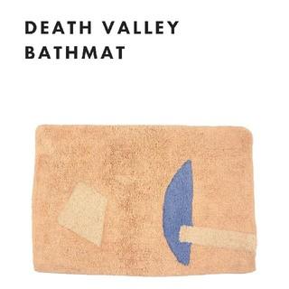 ロンハーマン(Ron Herman)の新品Cold Picnic コールドピクニック DEATH VALLYバスマット(バスマット)