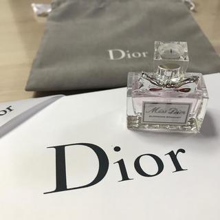 クリスチャンディオール(Christian Dior)のDior   ブルーミングブーケ ミニサイズ(香水(女性用))