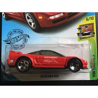 ホンダ(ホンダ)のHW ホットウィール ACURA NSX リュウラサーキット ペースカー(ミニカー)