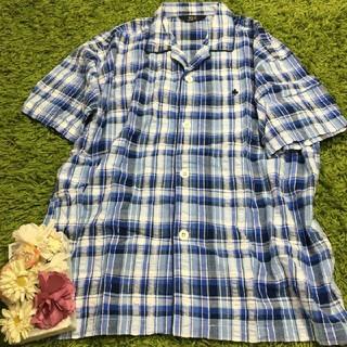POLO RALPH LAUREN - poloポロラルフローレン チェック柄ゆったりシャツ