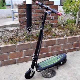 未使用 セグウェイ 電動キックボード スクーター 折り畳み可能(スケートボード)