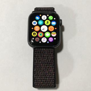 アップル(Apple)のApple Watch本体 series4 40mm おまけ付き(腕時計(デジタル))