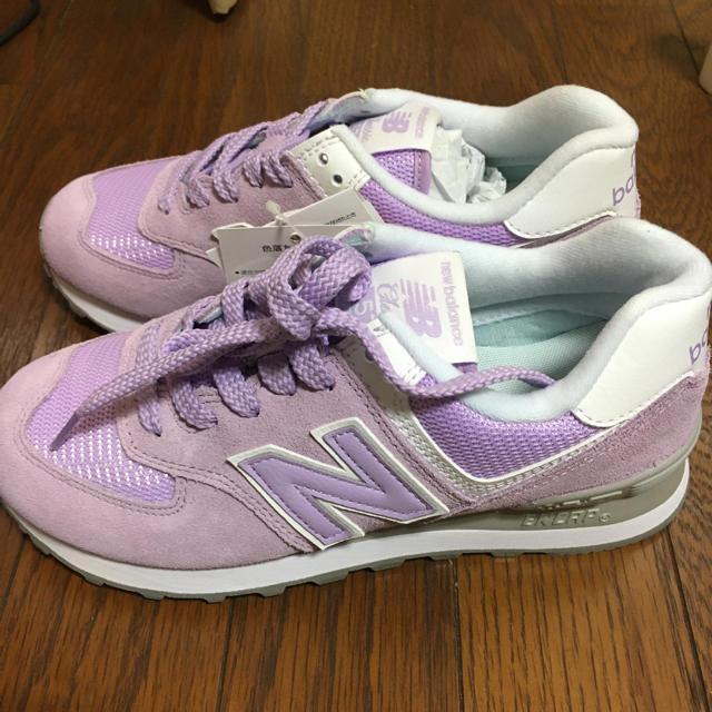 New Balance(ニューバランス)のニューバランス スニーカー 新品未使用 レディースの靴/シューズ(スニーカー)の商品写真