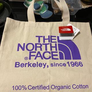 THE NORTH FACE - THE NORTH FACE オーガニックコットン トートバッグ ORGANIC