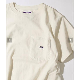 THE NORTH FACE - THE NORTH FACE PPL /パープルレーベル Pocket Tee